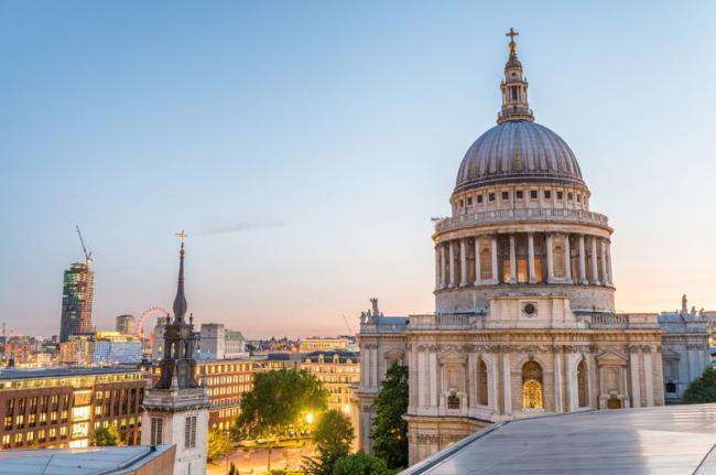 Catedral de St Paul, Londres, Inglaterra