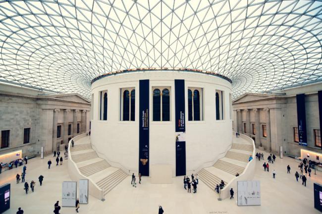 Museo Británico, Londres, Inglaterra