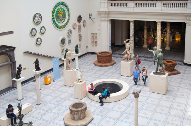Victoria & Albert Museum, Londres, Inglaterra
