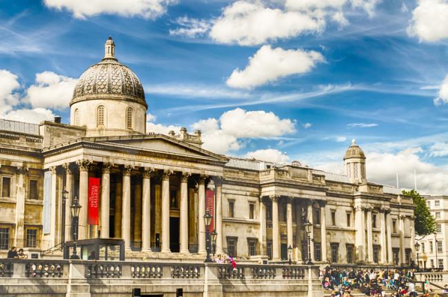 Galería Nacional, Londres, Inglaterra