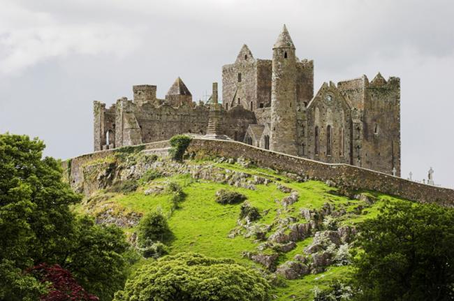 Rock of Cashel, condado de Tipperary, Irlanda