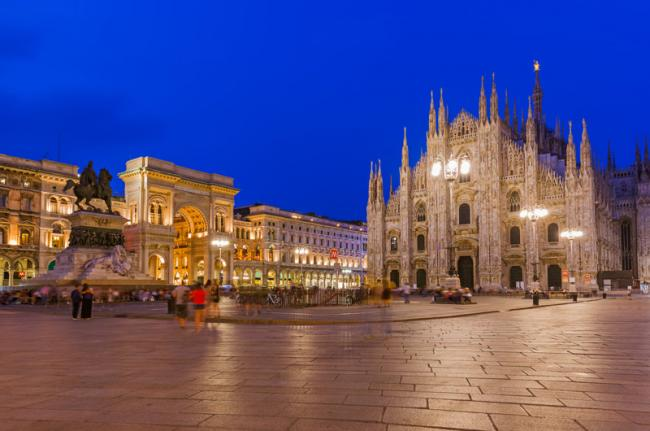 Duomo, Milán, Italia