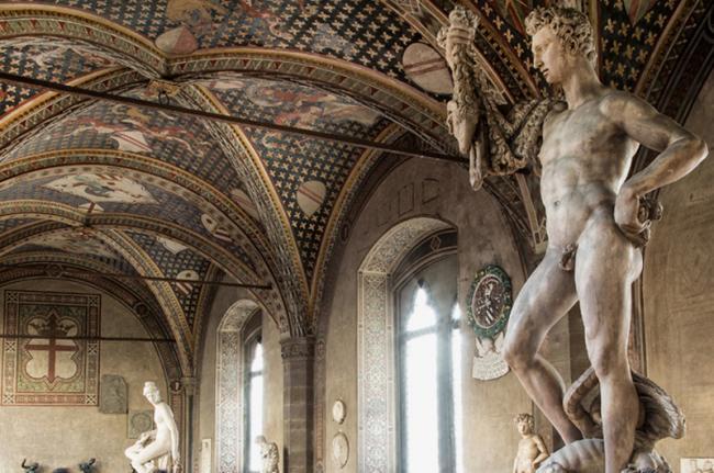 Museo del Bargello, Florencia, Toscana, Italia