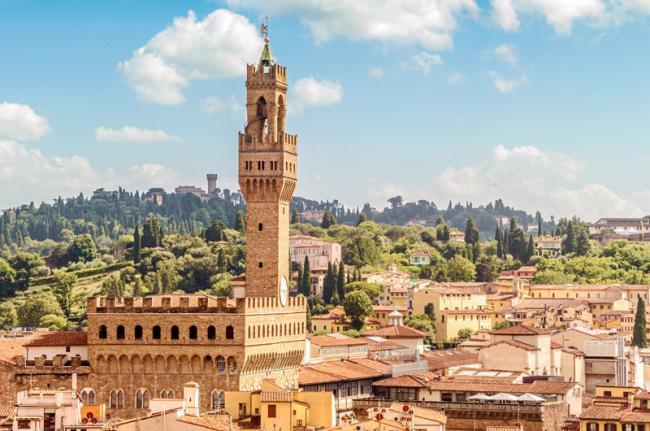 Palazzo Vecchio, Florencia, Toscana, Italia