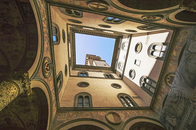 Galería de los Uffizi, Florencia, Toscana, Italia