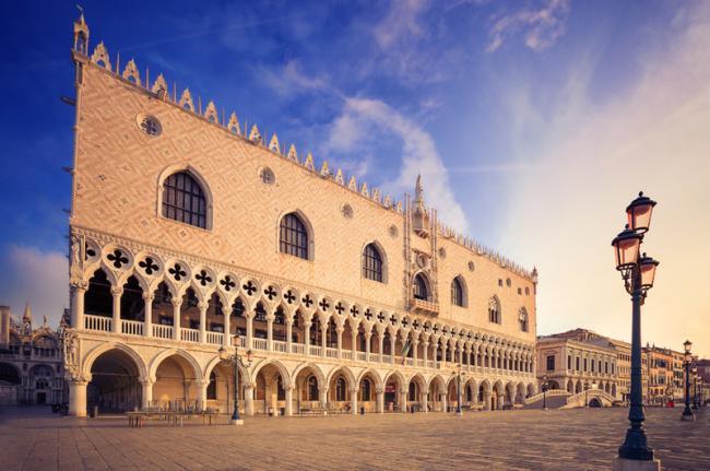 Palazzo Ducale, Venecia, Italia