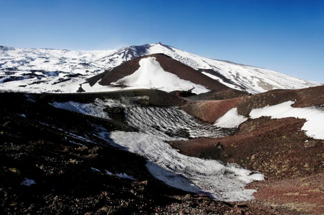 Monte Etna, Italia