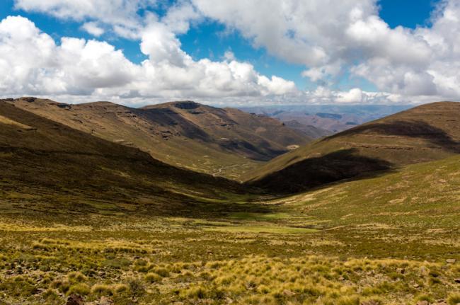 Mokhotlong, Lesoto
