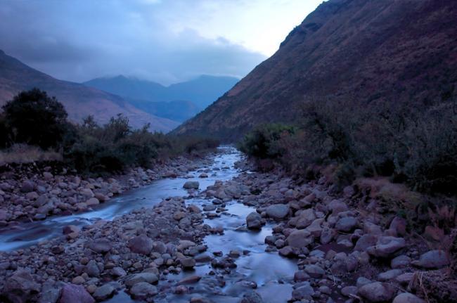 Parque Nacional de Ts'ehlanyane, Lesoto