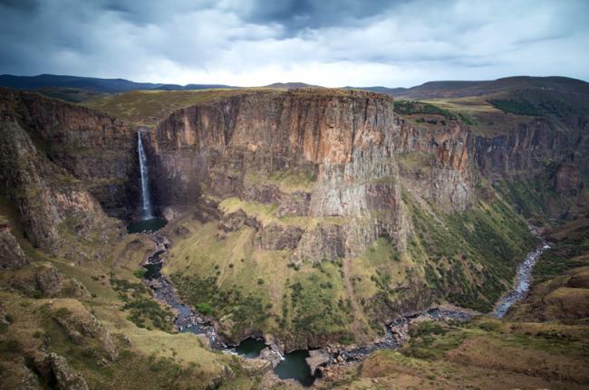 Cascadas de Maletsunyane, Lesoto
