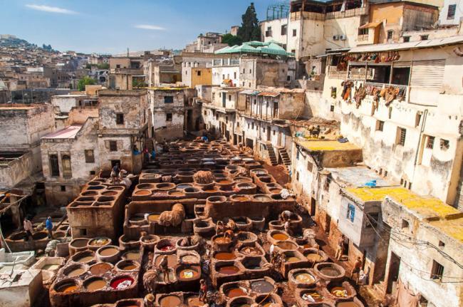 Medina de Fez, Marruecos