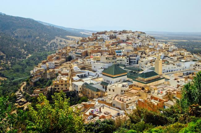 Moulay Idriss, Marruecos