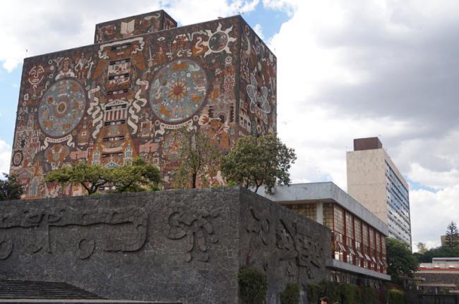 Ciudad Universitaria, Ciudad de México, México