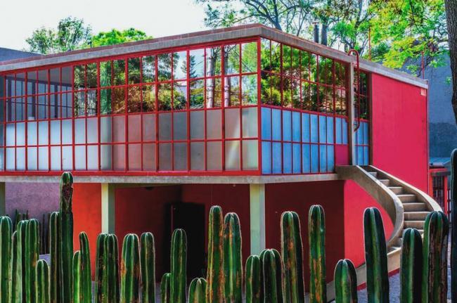 Museo Estudio Diego Rivera y Frida Kahlo, Ciudad de México, México
