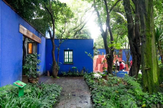 Museo Frida Kahlo, Ciudad de México, México