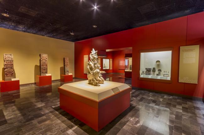 Museo Nacional de Antropología, Ciudad de México, México