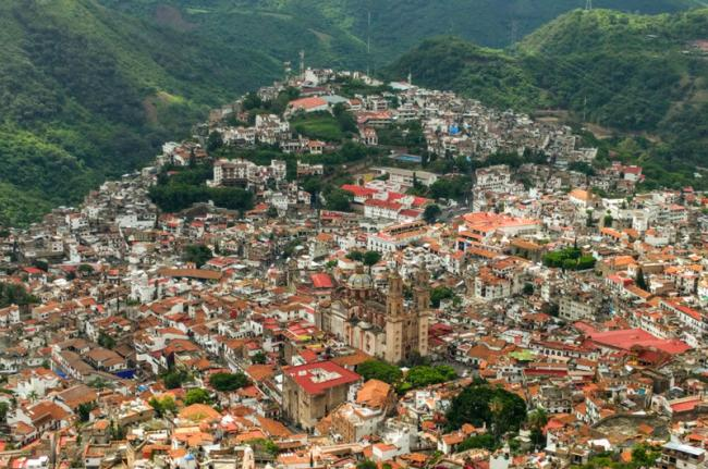 Pueblos mágicos, Taxco, México