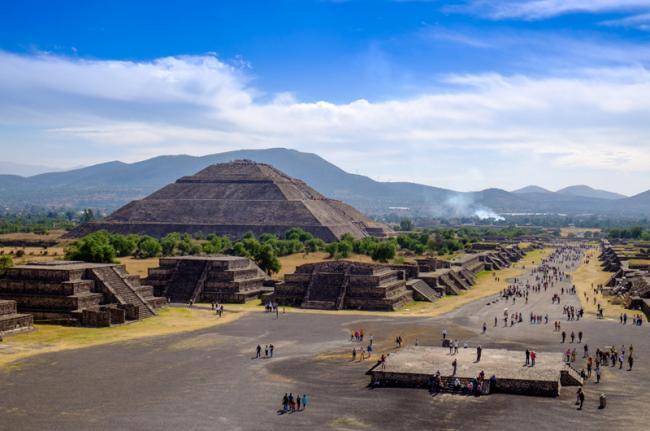 Teotihuacán, Ciudad de México, México