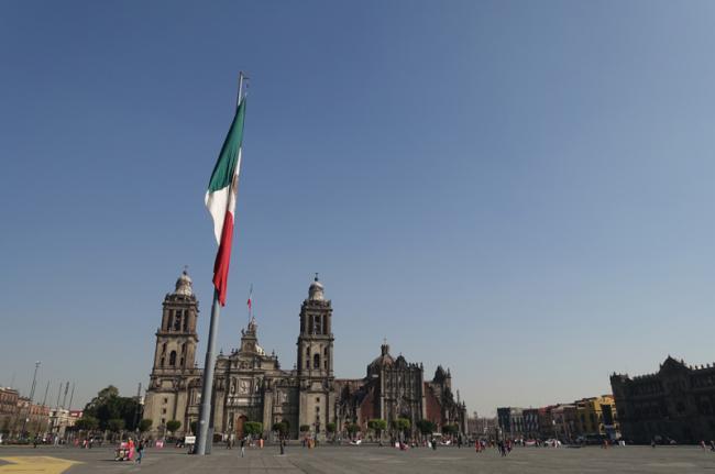Zócalo, Ciudad de México, México