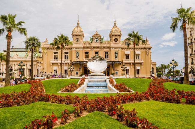 Casino de Montecarlo, Mónaco