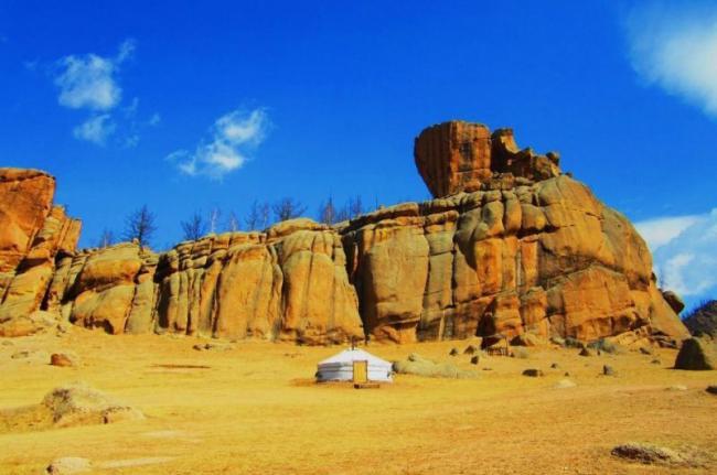 Yurta, Mongolia