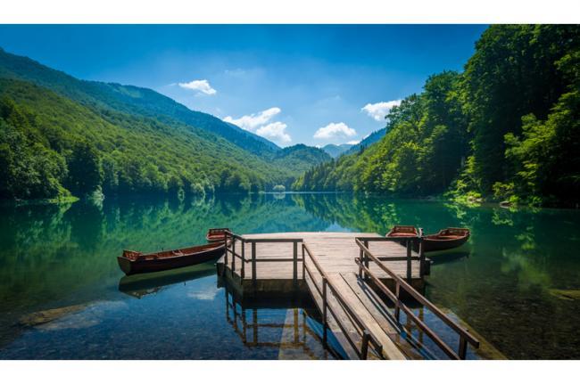 Parque Nacional Biogradska Gora, Montenegro