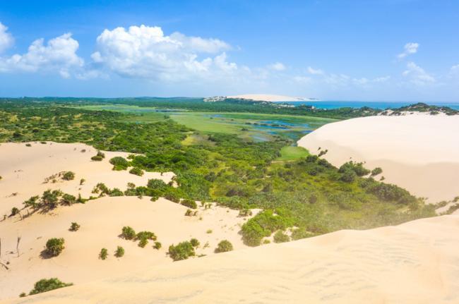 Archipiélago de Bazaruto, Mozambique