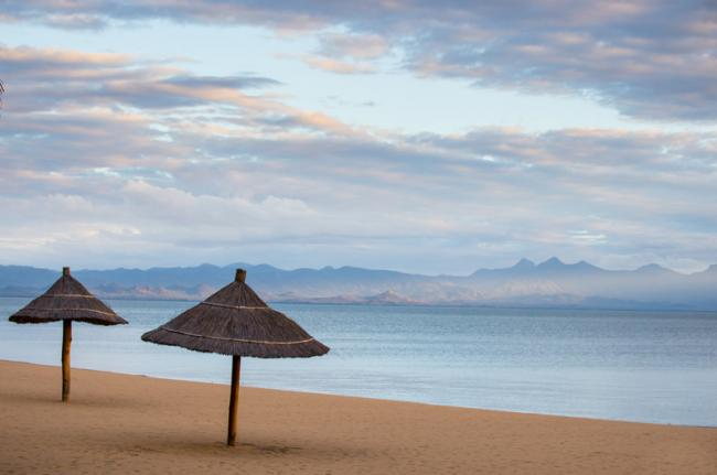 Lago Niassa, Mozambique