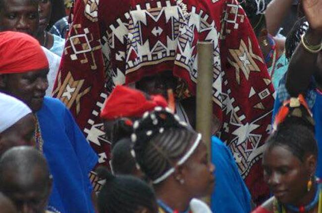 Osun Oshogbo Festival, Nigeria