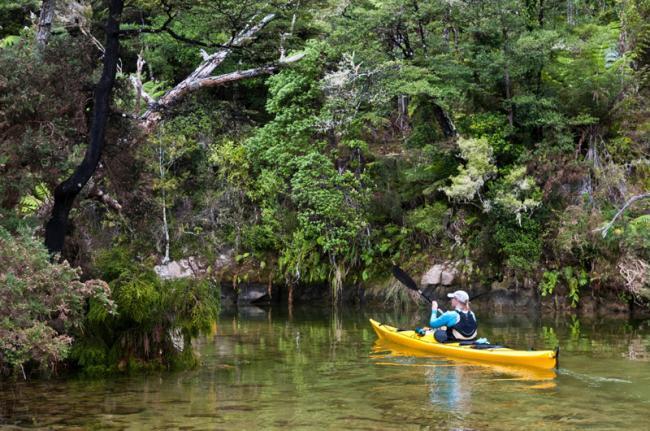 Abel Tasman National Park, Nueva Zelanda