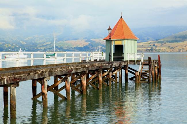 Akaroa, Nueva Zelanda