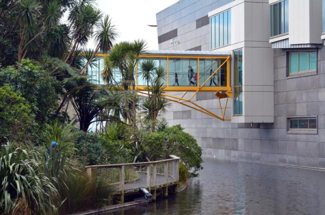 Te Papa Tongarewa Museum, Wellington, Nueva Zelanda