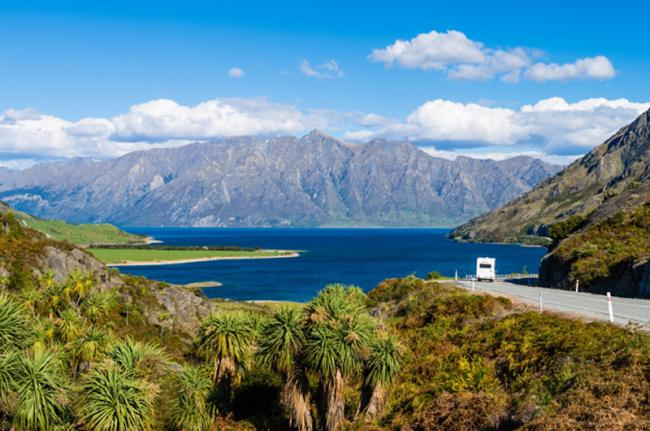 Península de Otago, Nueva Zelanda