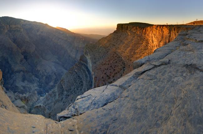 Jebel Shams, Omán