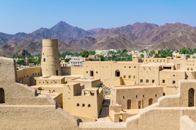 Fuerte de Bahla, Omán