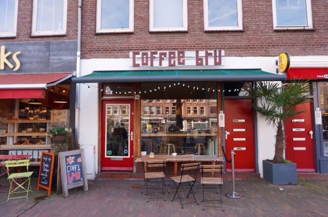 Café, Ámsterdam, Países Bajos