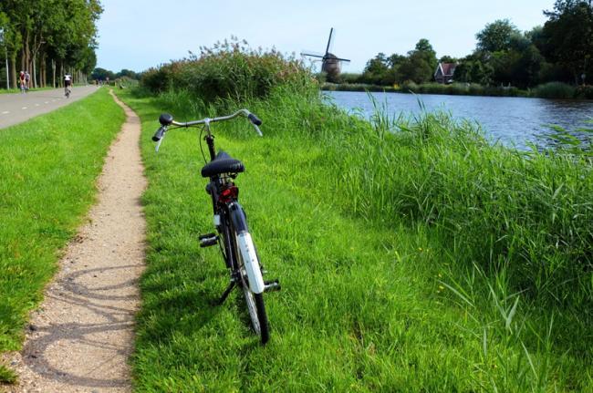 Ciclismo en la campiña, Países Bajos