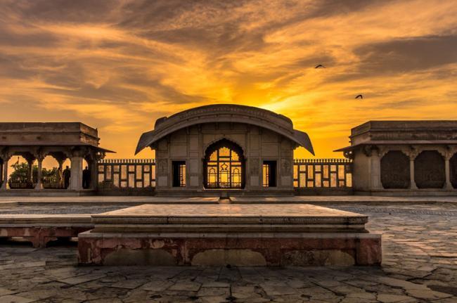 Fuerte de Lahore (Shahi Qila), Pakistán