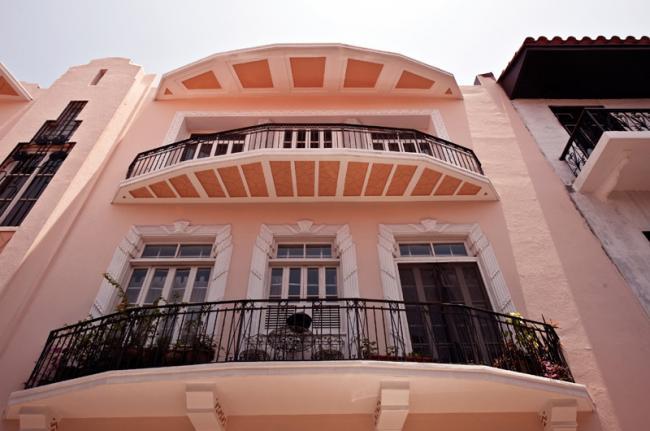 Casco viejo, Ciudad de Panamá, Panamá