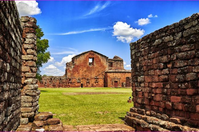 Misiones jesuitas, Encarnación, Paraguay
