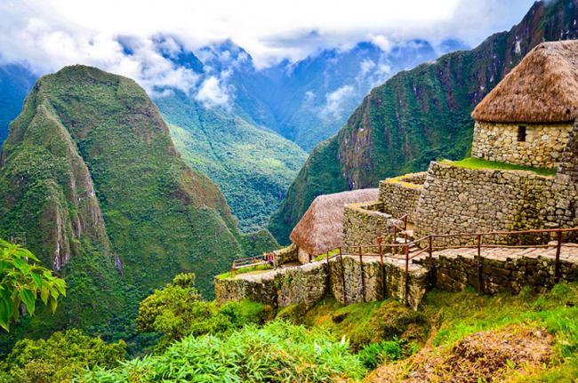Camino Inca, Perú