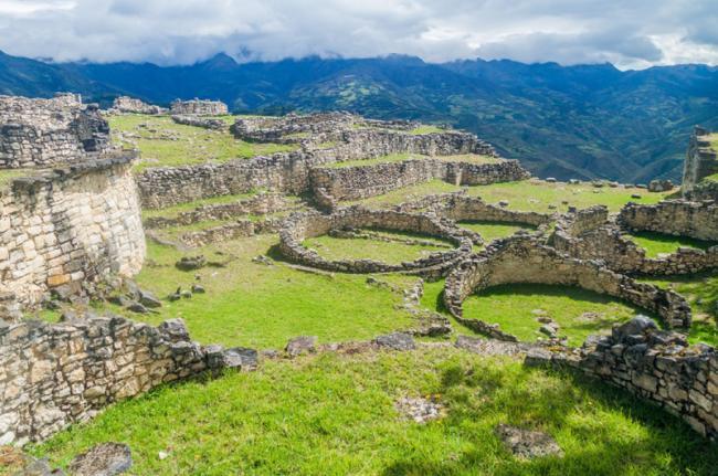 Kuélap, Perú
