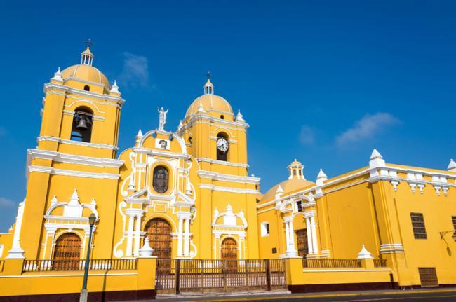 Catedral de Trujillo, Perú