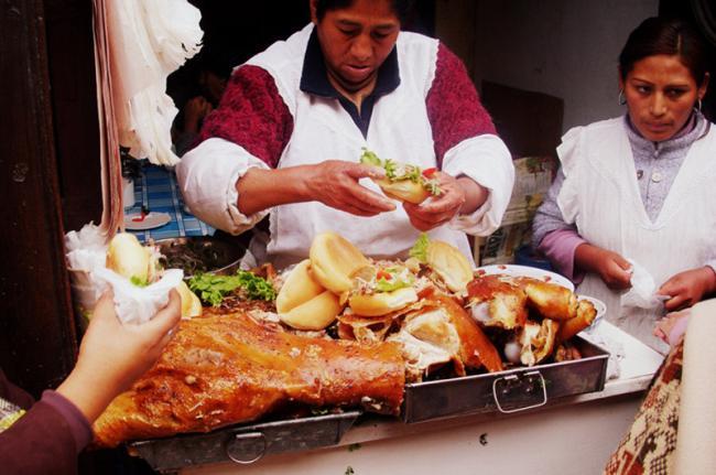 Cocina de Lima, Perú