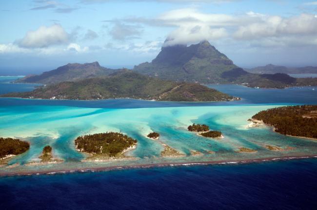 Bora Bora, Polinesia Francesa