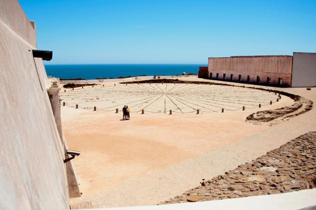 Fortaleza de Sagres, Algarve, Portugal