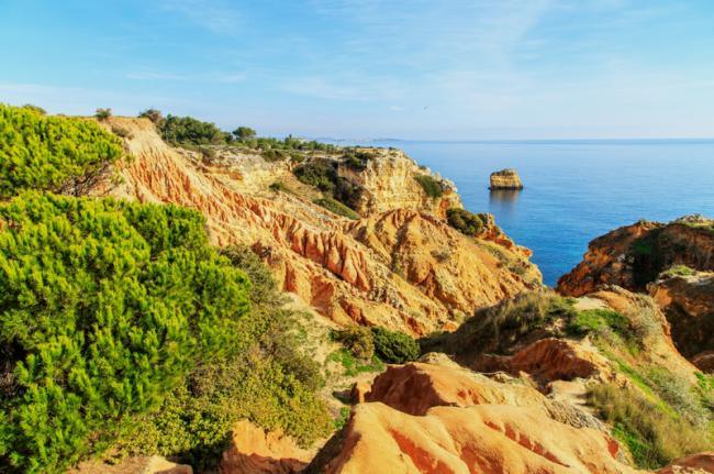 Parque Natural da Ria Formosa, Algarve, Portugal