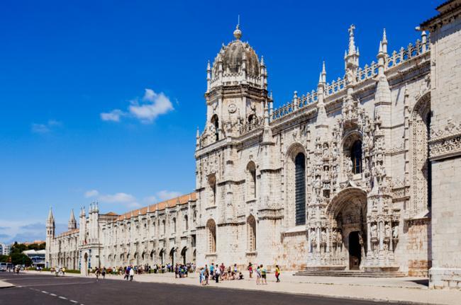 Mosteiro dos Jerónimos, Lisboa, Portugal