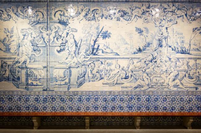 Museu Nacional do Azulejo, Lisboa, Portugal