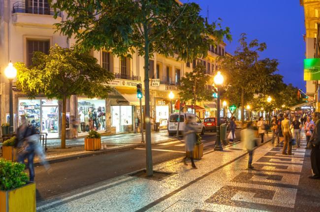 Zona Velha, Funchal, Madeira, Portugal